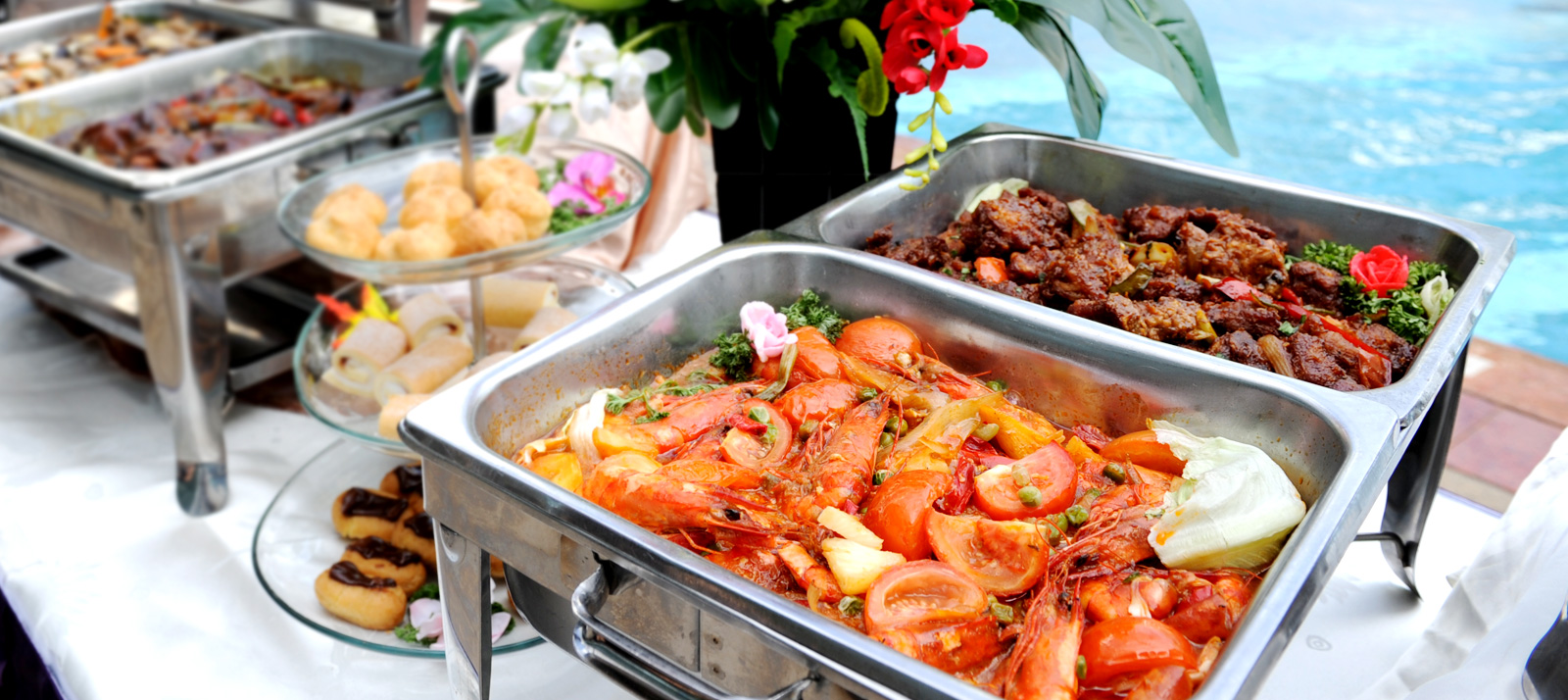 Indonesian Food Catering Services Singapore